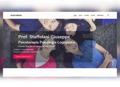sito web Studio Staffolani