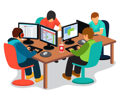 spazio coworking - cubetech Bologna