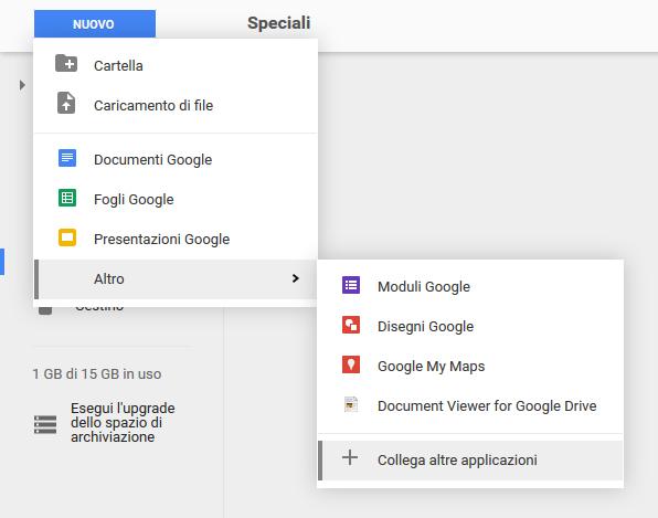 google drive oltre il backup