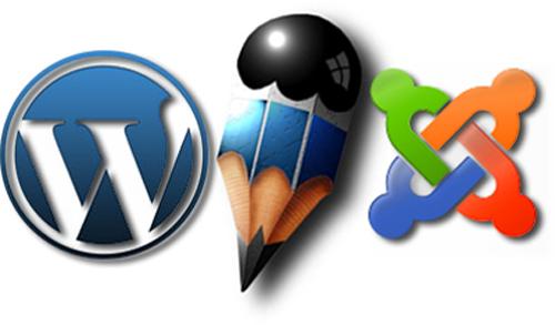 consulenza siti web Joomla vs WordPress - cubetech bologna